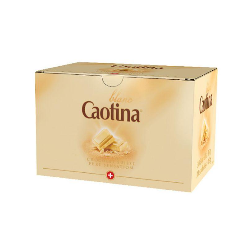 Горячий шоколад Caotina Blanc 30х15г