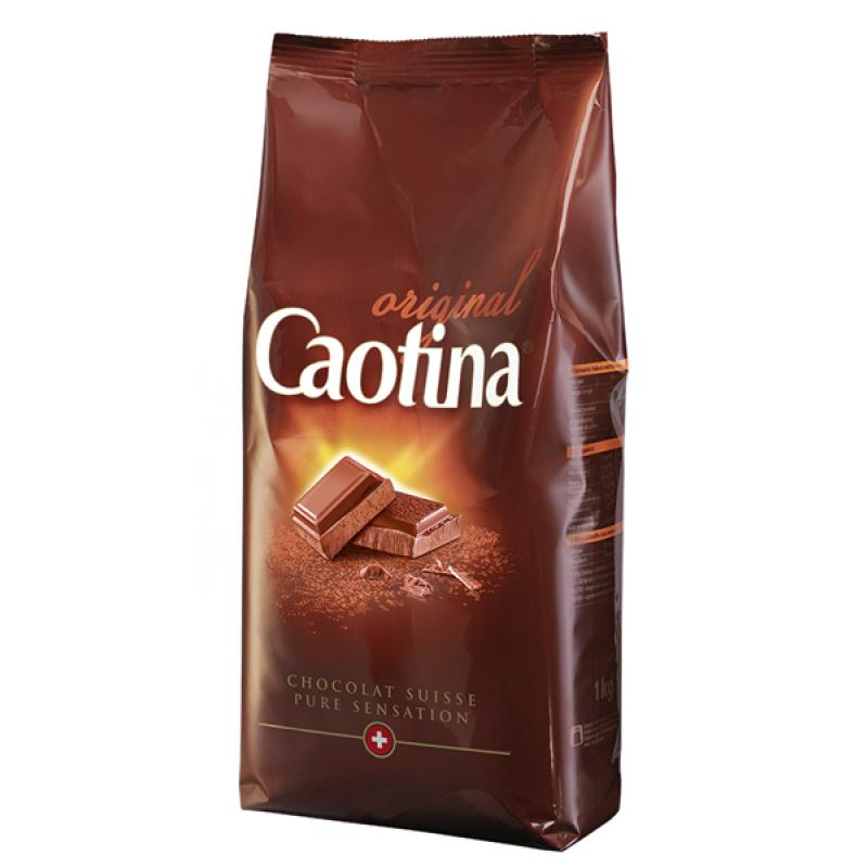 Горячий шоколад Caotina original 1кг.
