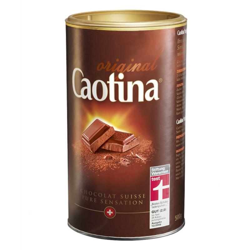 Горячий шоколад Caotina original 500г