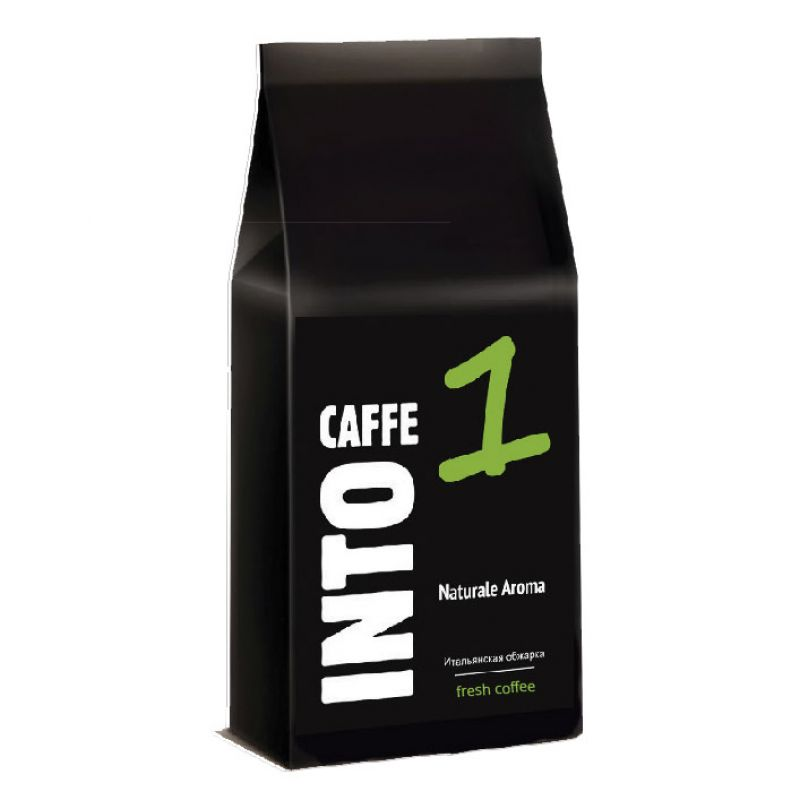Кофе в зернах Into Caffe Naturale Aroma, 1 кг