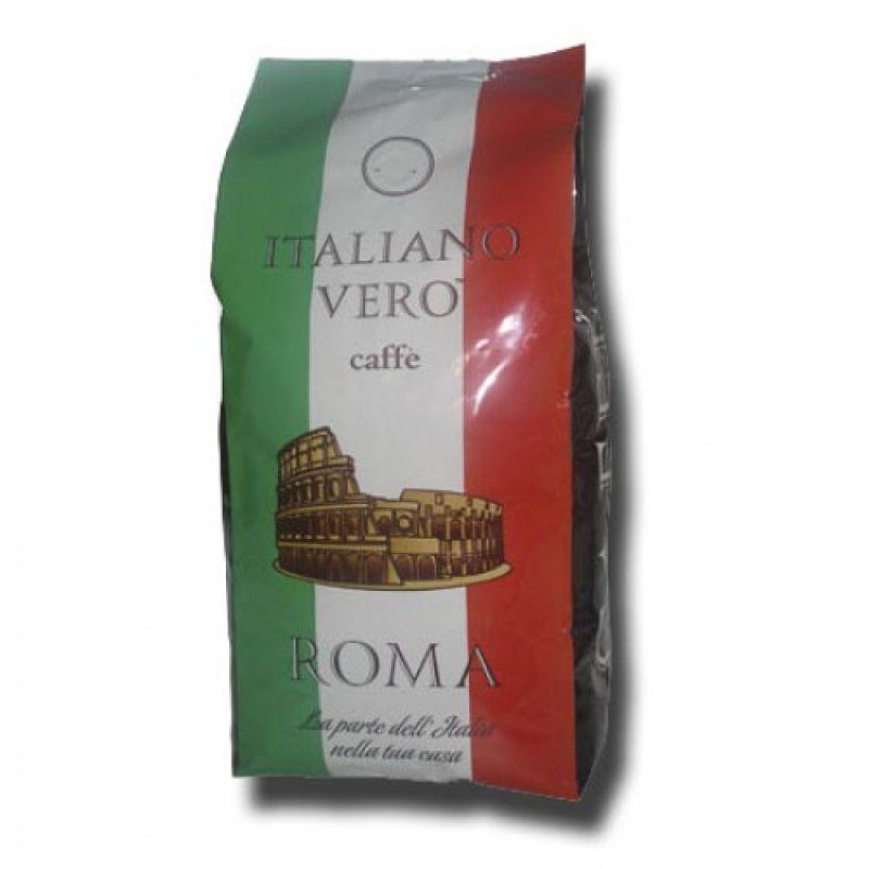 Кофе в зернах Italiano Vero Roma, 1кг