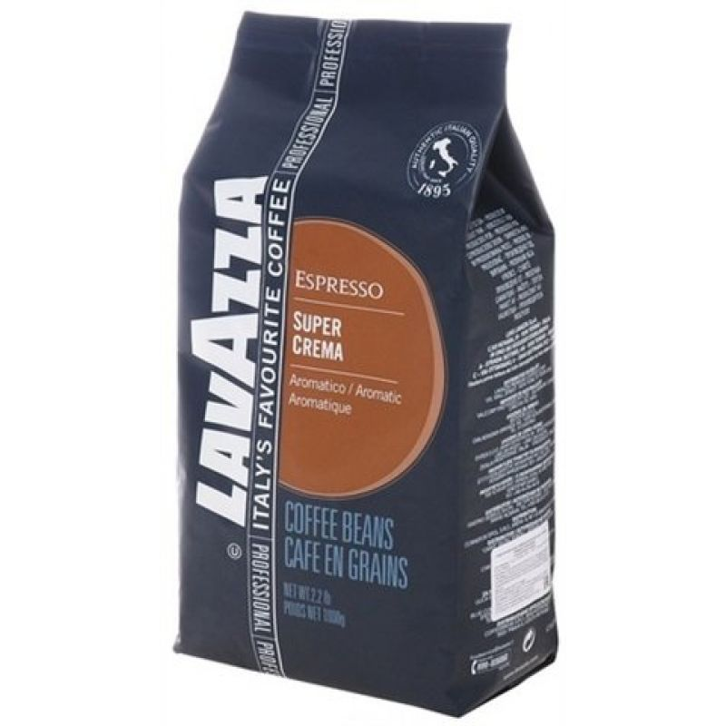 Lavazza Super Crema 1кг.