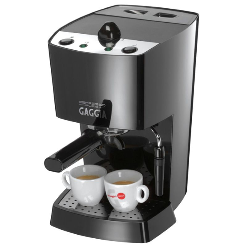 Кофеварка Gaggia Espresso Pure Nero