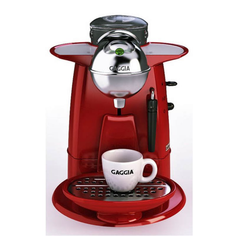 Gaggia L'Amante red