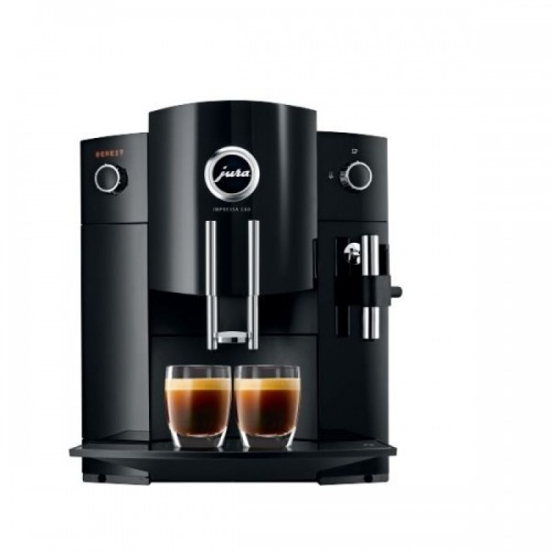 Кофемашина JURA Impressa C60 Black
