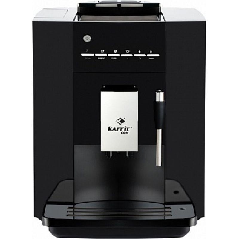 Кофемашина Kaffit.com Bari Cream Plus, Black (KFT 1603)