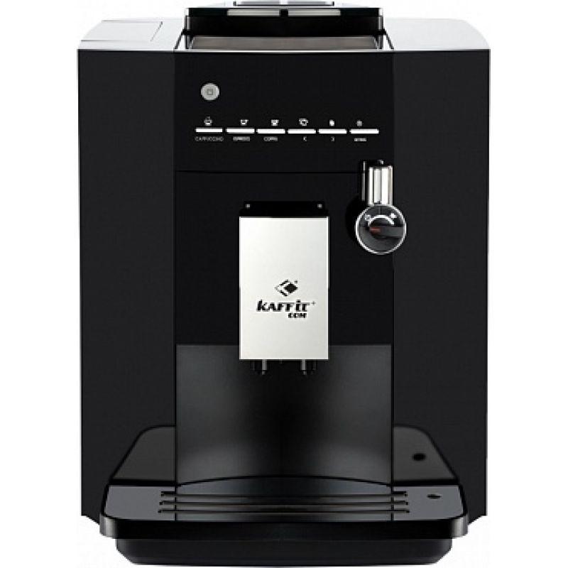Кофемашина Kaffit.com Nizza AutoCappuccino, Black (KFT 1604)