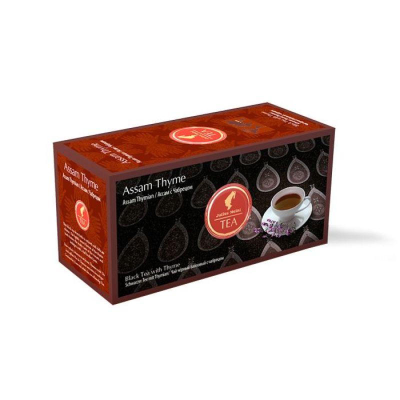 Пакетированный Черный чай Julius Meinl Assam Thyme Ассам с чабрецом