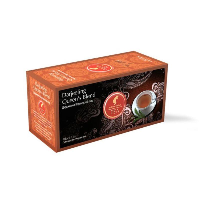 Пакетированный Черный чай Julius Meinl Дарджилинг 25 x 2 г