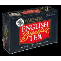 Черный чай Mlesna Английский завтрак в пакетиках 200г