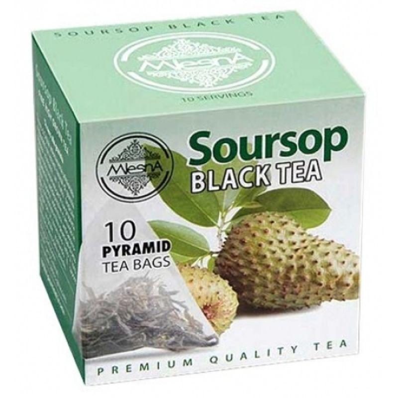 Черный чай Mlesna саусеп в пакетиках арт. 02-089_sausep 30г.