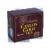 Черный чай Mlesna Цейлон Голд в пакетиках 100г