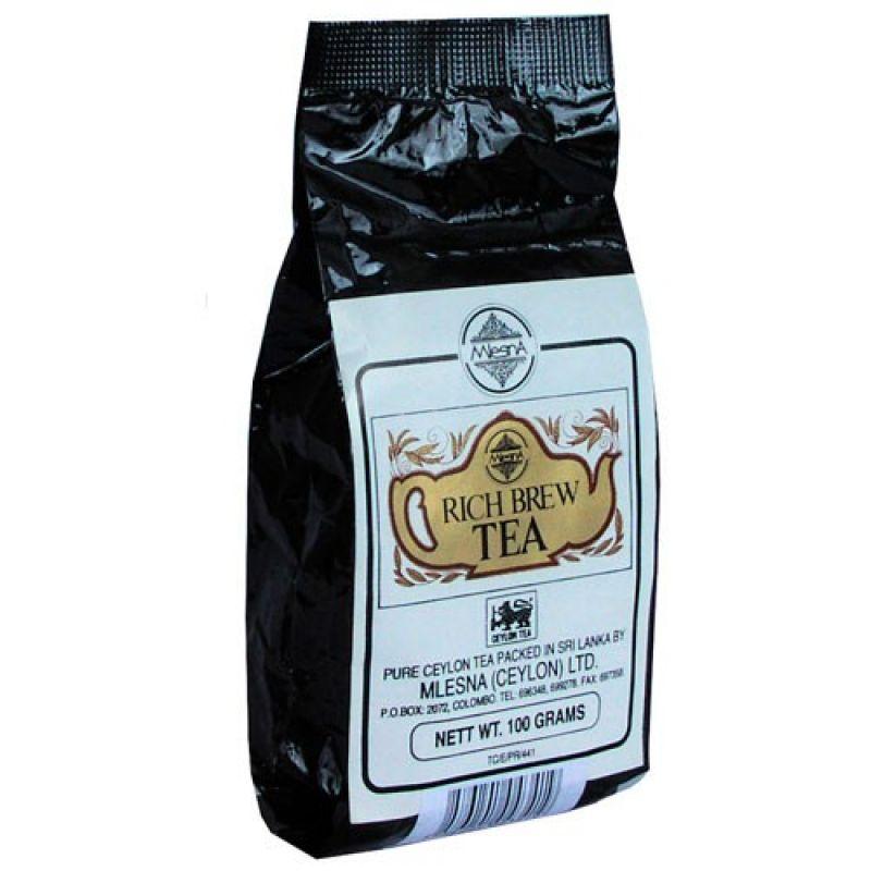 Черный чай Mlesna Рич Брю 01-020 100г.