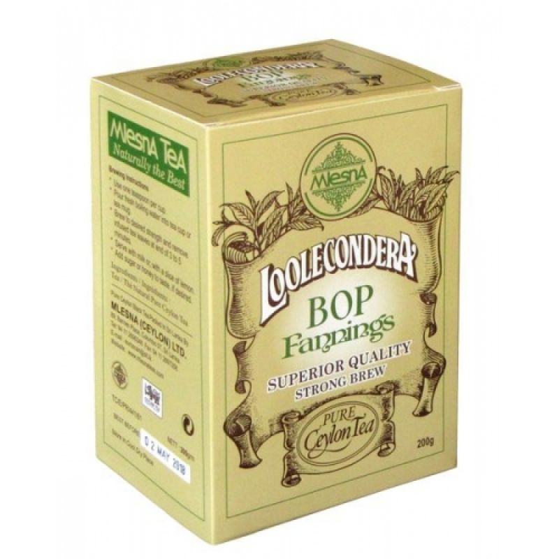 Черный чай Mlesna Лулекондера 03-022 100г.