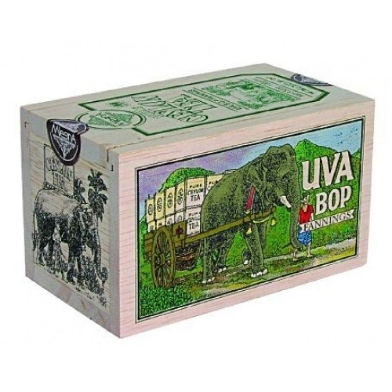 Черный чай Mlesna Ува B.O.P.1 04-005 100г.
