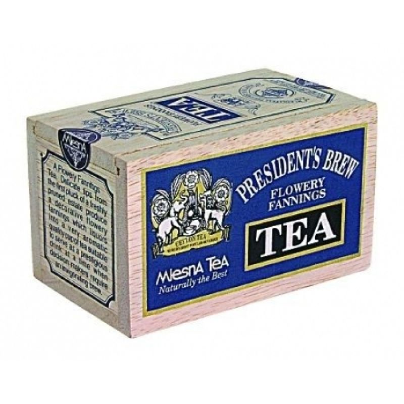 Черный чай Mlesna Президентский чай F.B.O.P. 04-055 100г.