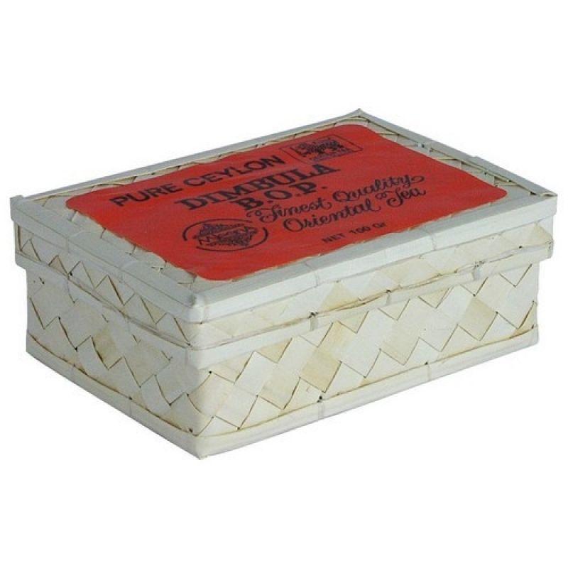 Черный чай Mlesna Димбула B.O.P 07-001 100г.