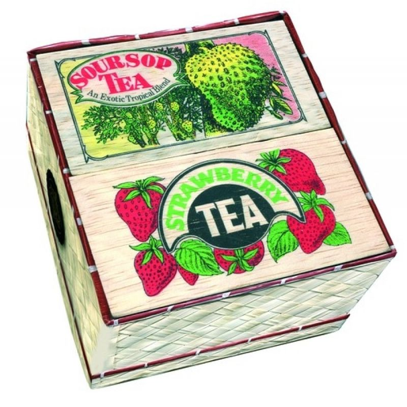 Черный чай Mlesna Набор 2 вида 07-006 100г.