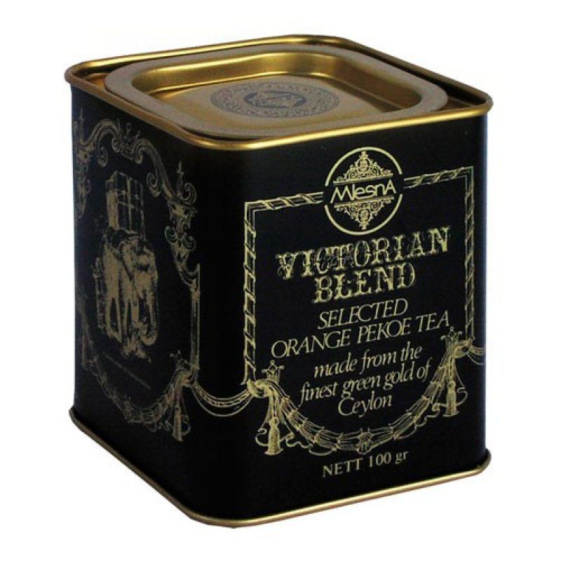 Черный чай Викторианский F.P 08-001 100г.