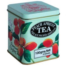 Черный чай Mlesna Персик-абрикос 08-004 100г.
