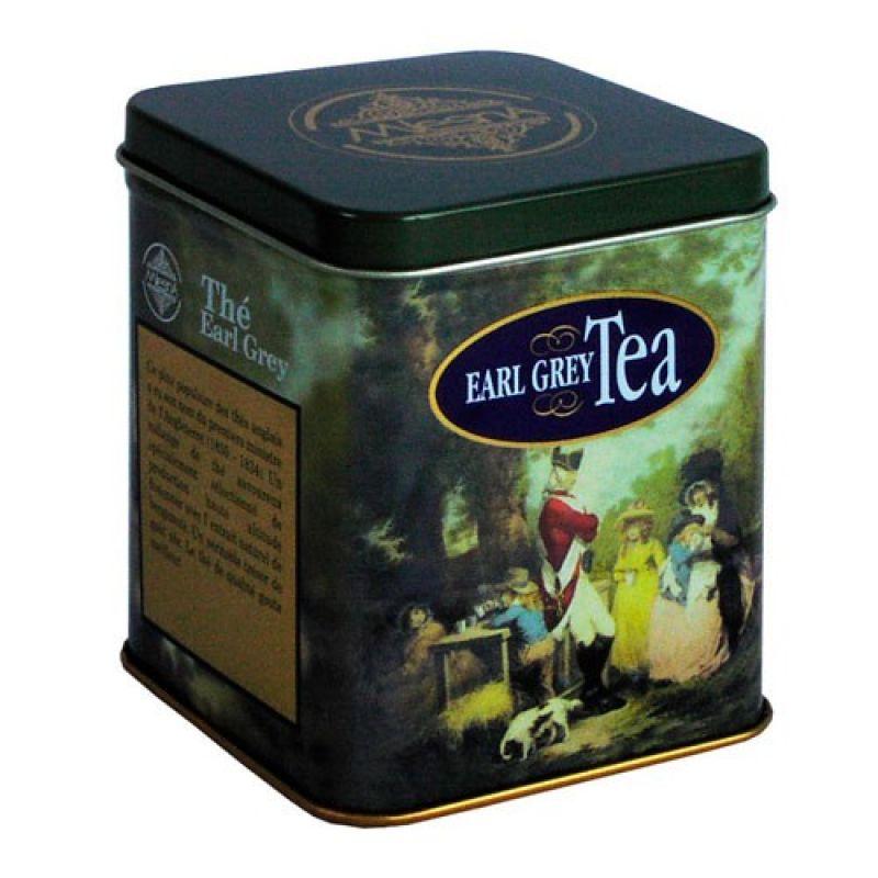 Черный чай Mlesna Эрл грей F.B.O.P 08-006 100г.