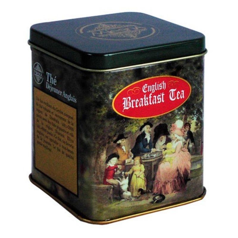 Черный чай Английский завтрак 08-018 100г.