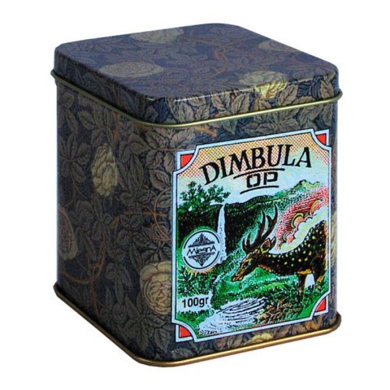 Черный чай Mlesna Димбула O.P 08-021 100г.