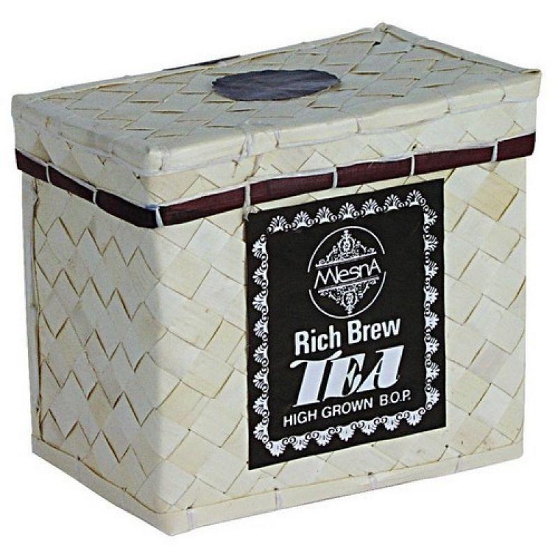 Черный чай Mlesna Рич Брю B.O.P. 07-002 150г.
