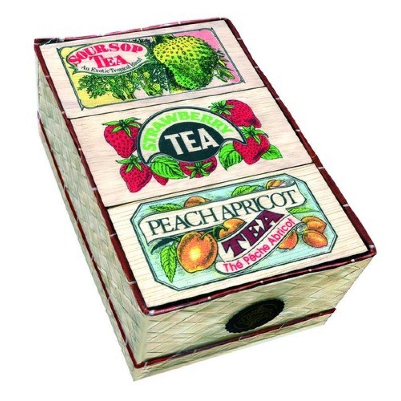 Черный чай Mlesna Набор 3 вида 07-021 150г.