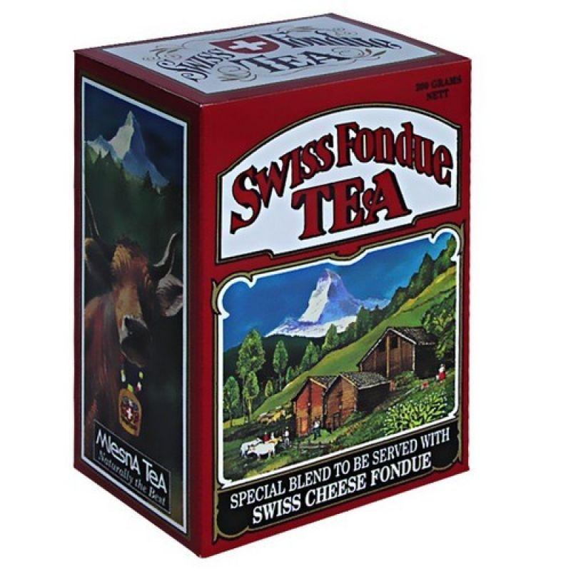 Черный чай Mlesna Свис Фондю 03-004 200г.
