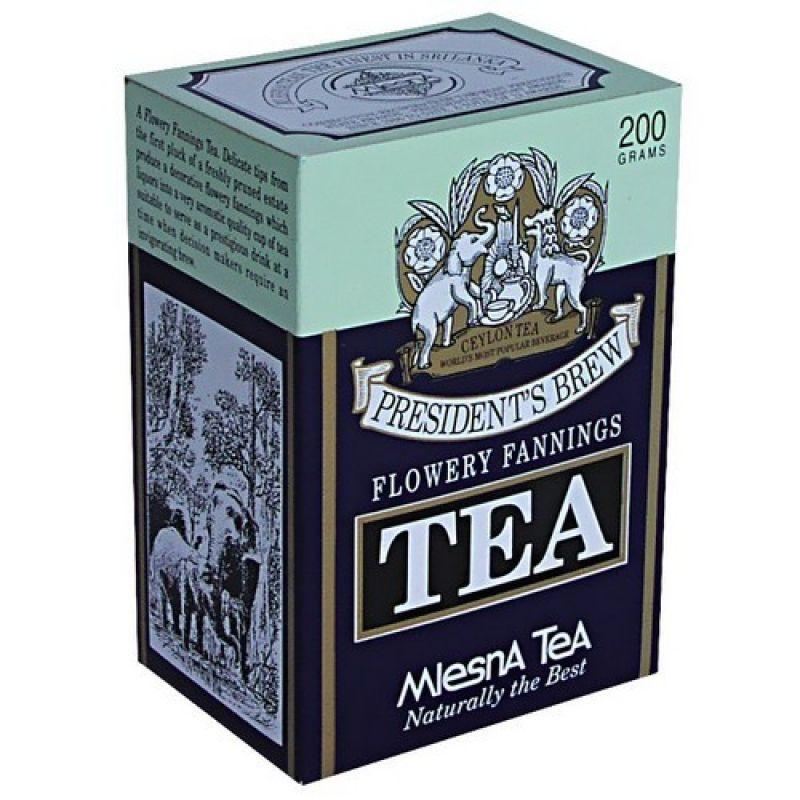 Черный чай Mlesna Президент Брю F.B.O.P. 03-011 200г.