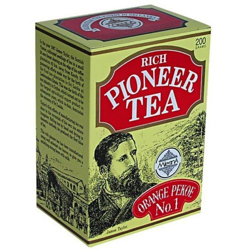 Черный чай Mlesna Рич Пионер O.P.1 03-013 200г.