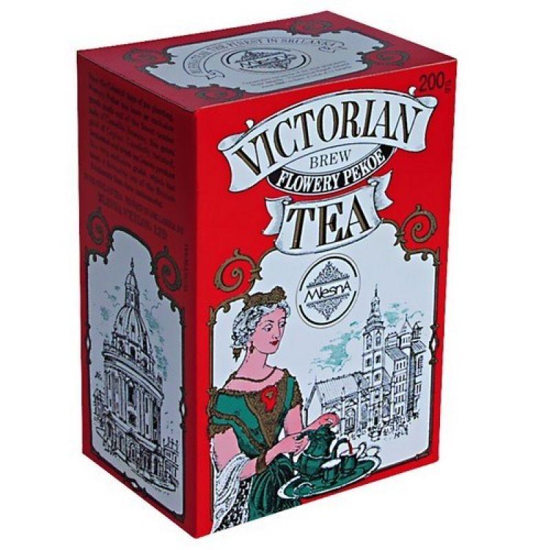 Черный чай Mlesna Викторианский F.P. 03-015 200г.