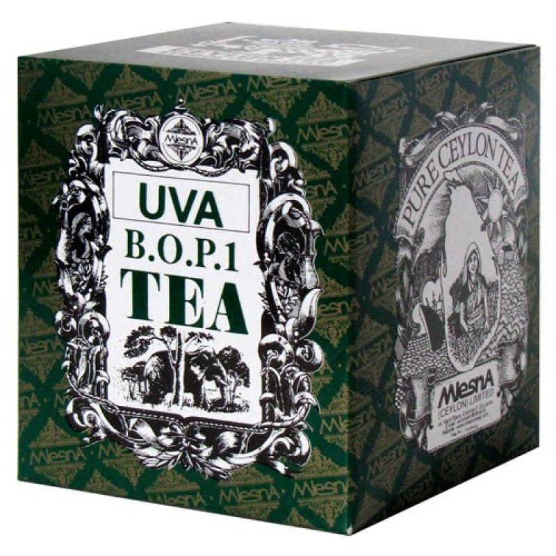 Черный чай Mlesna Ува В.O.P.1 03-030 200г.