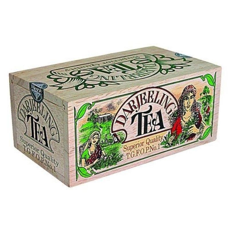 Черный чай Mlesna Дарджилинг T.G.F.O.P.1 04-027 200г.