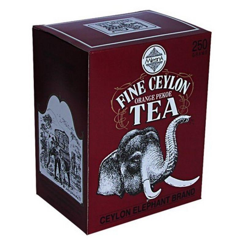Черный чай Mlesna Прекрасный Цейлон O.P. 03-005 250г.