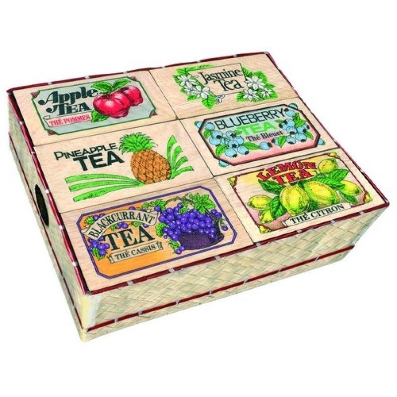 Черный чай Mlesna Набор 6 видов 07-020 300г.