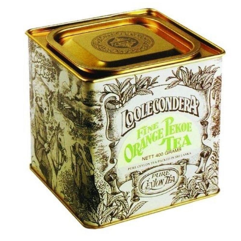 Черный чай Mlesna Лулекондера 08-025 400г.