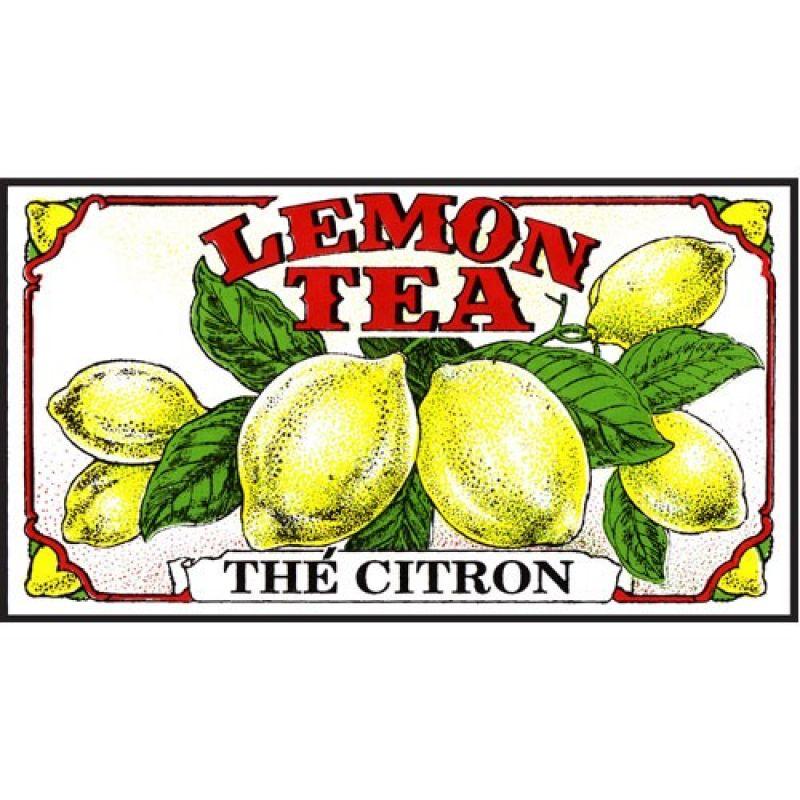 Черный чай Mlesna Лимон 01-006_lemon 500г.
