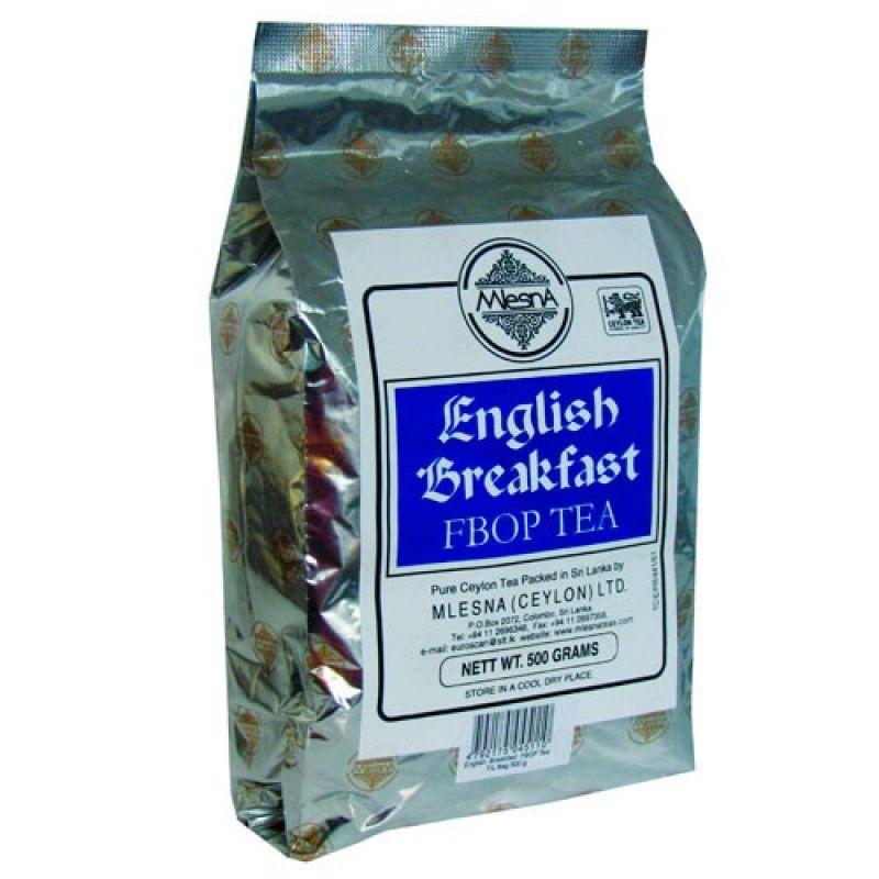 Черный чай Mlesna Английский завтрак 01-032 500г.