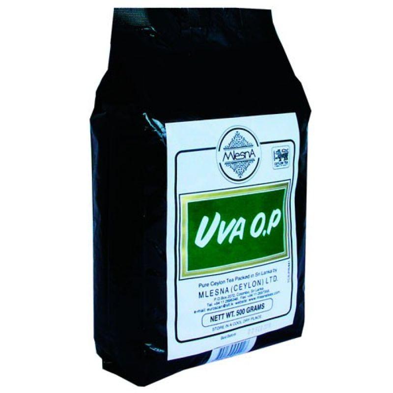 Черный чай Mlesna Ува 01-040 500г.