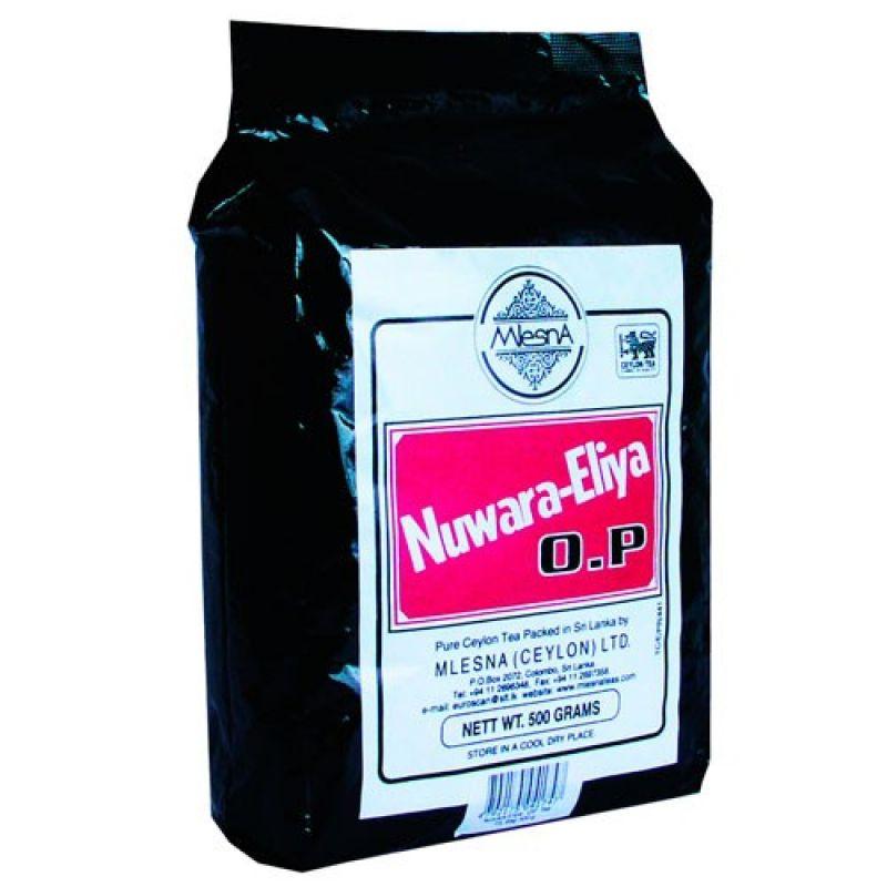 Черный чай Mlesna Нувара-Элия О.Р.1 01-041 500г.