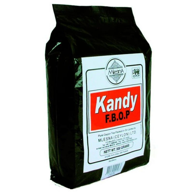 Черный чай Mlesna Канди F.B.O.P 01-045 500г.