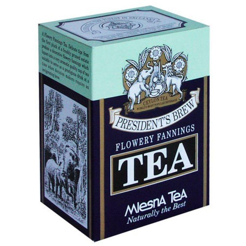 Черный чай Mlesna Президент Брю F.B.O.P. 03-038 500г.
