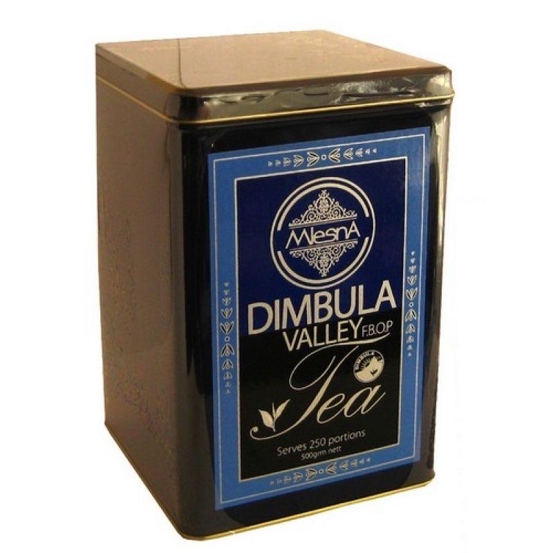 Черный чай Mlesna Димбула 08-054 500г.