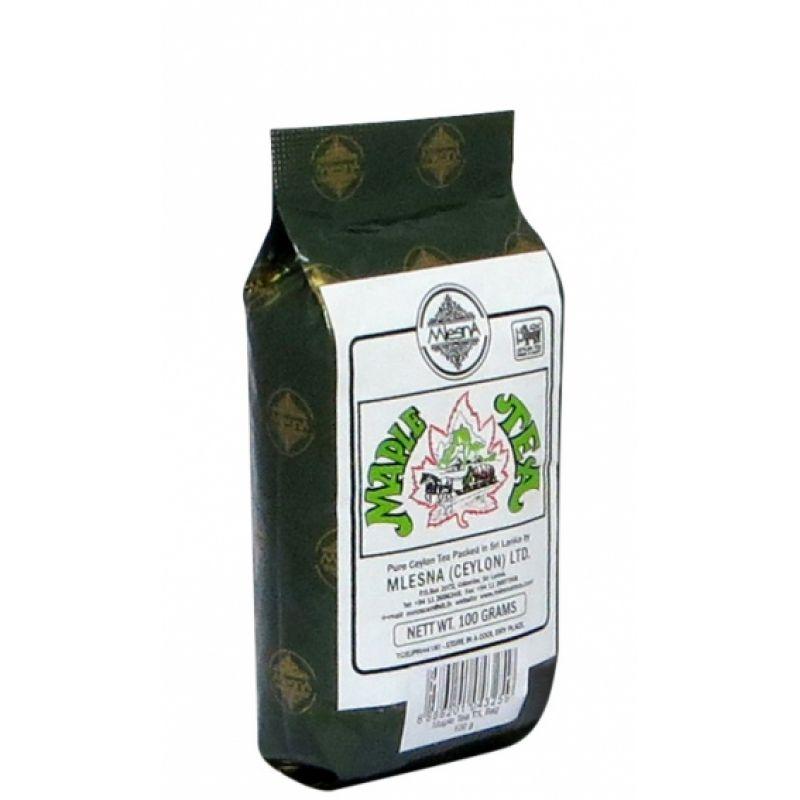 Черный чай Mlesna Кленовый сироп 100г