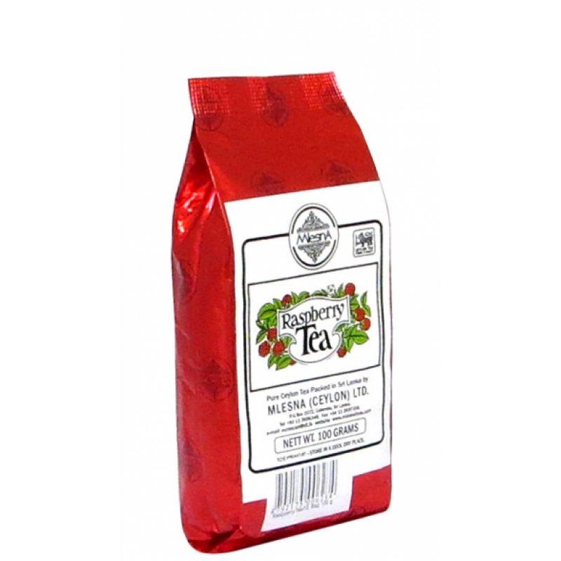 Черный чай Mlesna Малина 100г