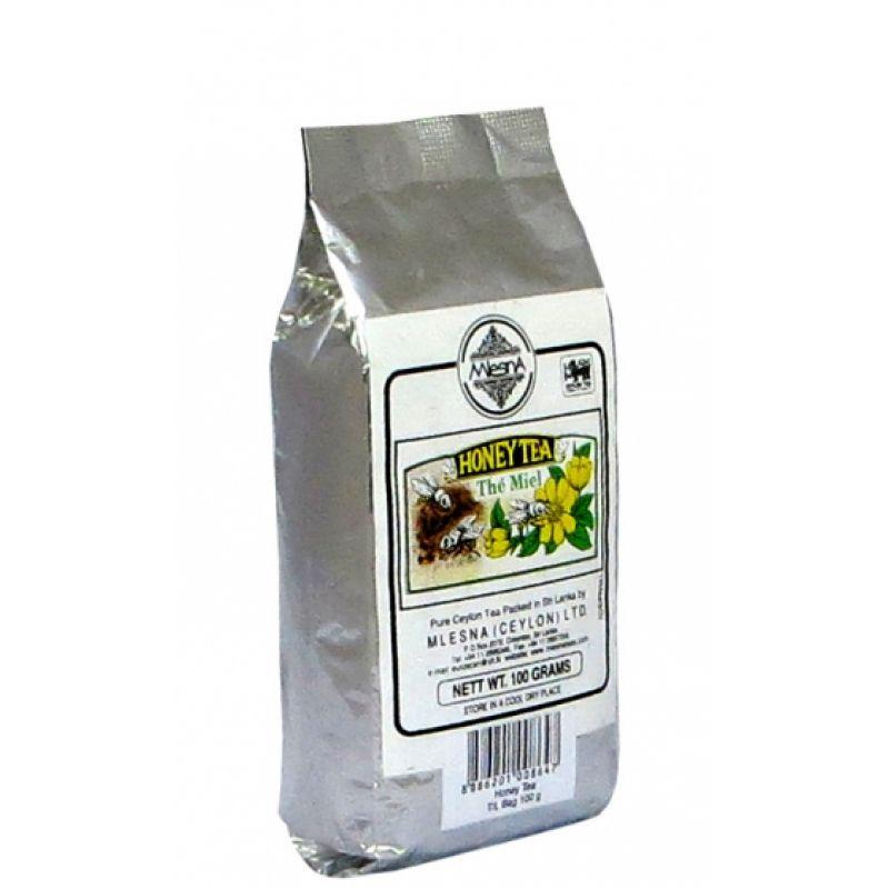 Черный чай Mlesna Мед 100г