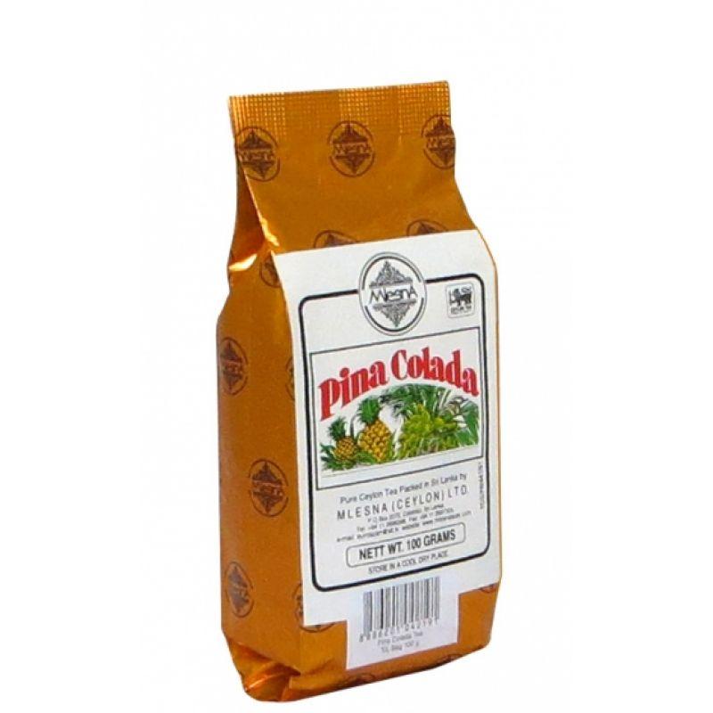 Черный чай Mlesna Пина-колада 100г