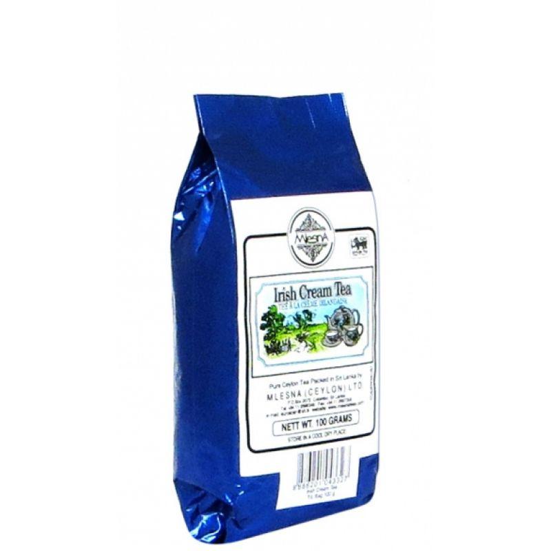 Черный чай Mlesna Ирландские сливки 100г